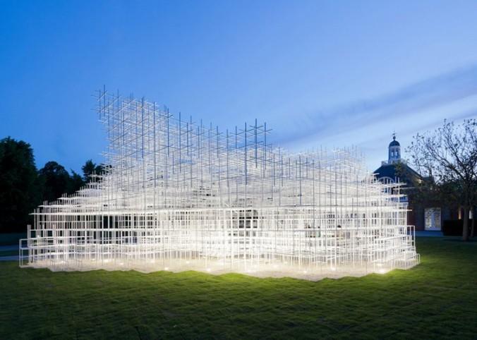 Serpentine Gallery Pavilion - Sou Fujimoto Iwan Baan (2)