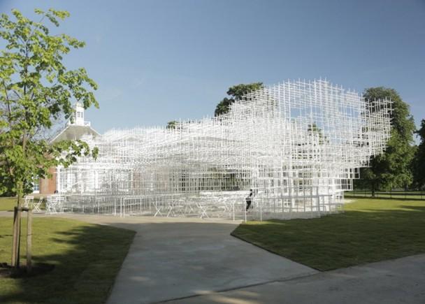 Serpentine Gallery Pavilion - Sou Fujimoto Iwan Baan (3)