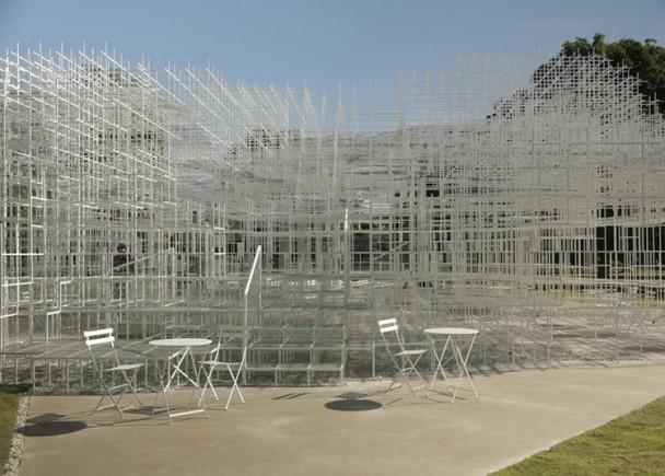 Serpentine Gallery Pavilion - Sou Fujimoto Iwan Baan (4)