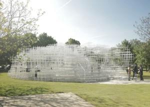 Serpentine Gallery Pavilion - Sou Fujimoto Iwan Baan (5)