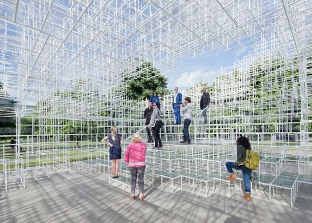 Serpentine Gallery Pavilion - Sou Fujimoto Iwan Baan (7)