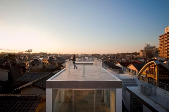 komada architects SLIDE house (3)