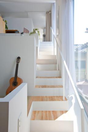 komada architects SLIDE house (6)