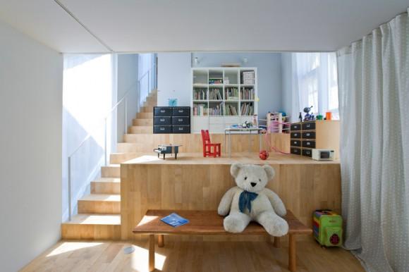 komada architects SLIDE house (8)