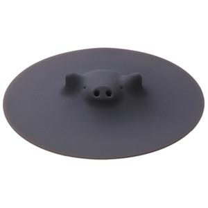 Piggy Steamer Blk