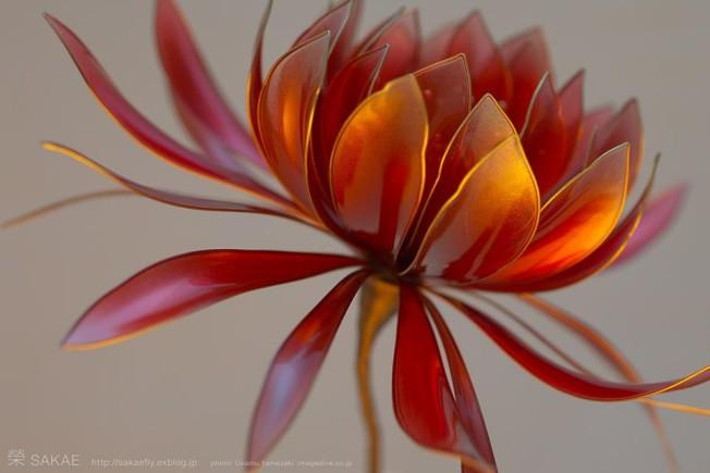 floral Kanzashi by Sakae