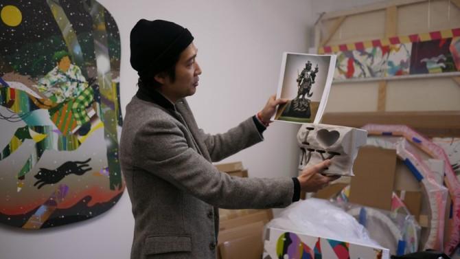 Tomokazu Matsuyama Studio Visit - Spoon-Tamago (1)