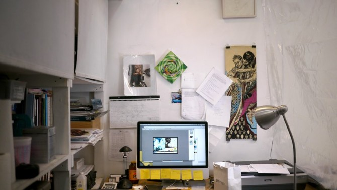 Tomokazu Matsuyama Studio Visit - Spoon-Tamago (24)