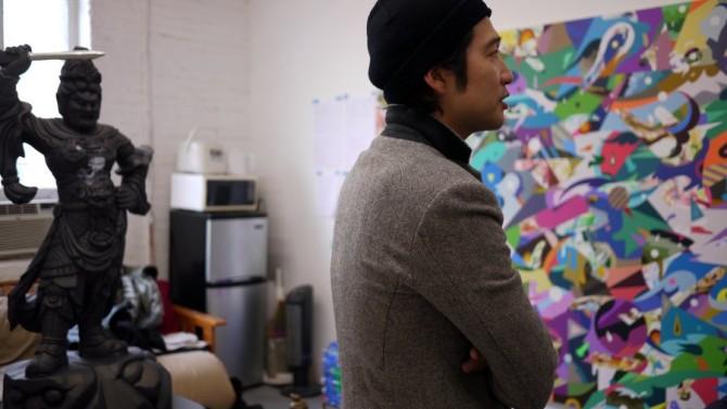 Tomokazu Matsuyama Studio Visit - Spoon-Tamago (34)