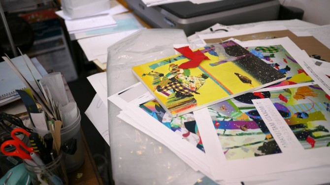 Tomokazu Matsuyama Studio Visit - Spoon-Tamago (35)