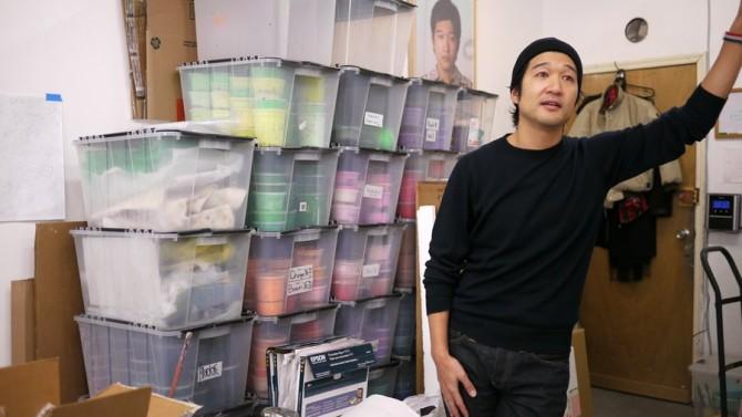 Tomokazu Matsuyama Studio Visit - Spoon-Tamago (45)