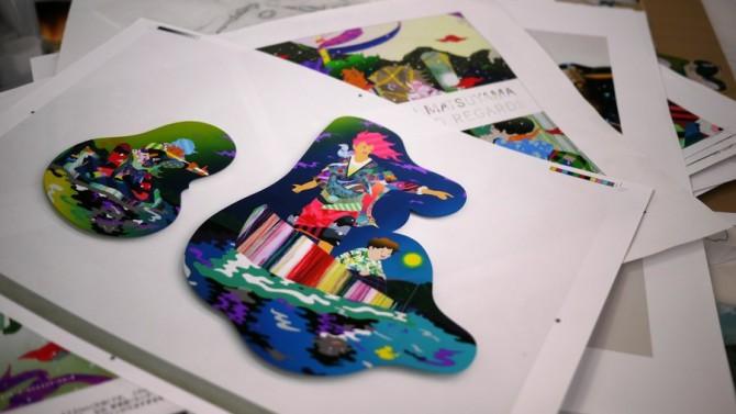Tomokazu Matsuyama Studio Visit - Spoon-Tamago (50)