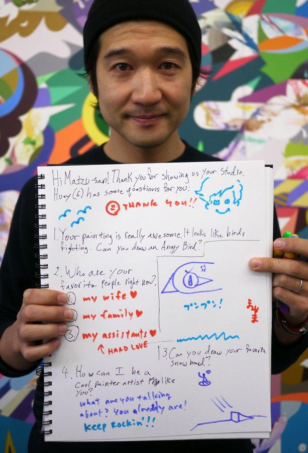 Tomokazu Matsuyama Studio Visit - Spoon-Tamago (57)