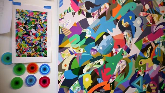 Tomokazu Matsuyama Studio Visit - Spoon-Tamago (6)