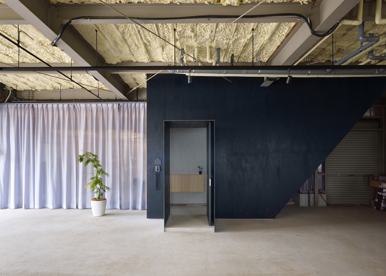 A Warehouse Renovation In Yoro By Airhouse Spoon Amp Tamago