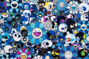 takashi-murakami-arhat-exhibition-blum-poe-13