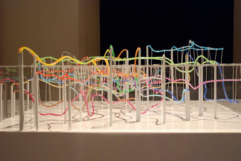 Tokyo Arteria | A 3D Model of Tokyo's Underground Metro