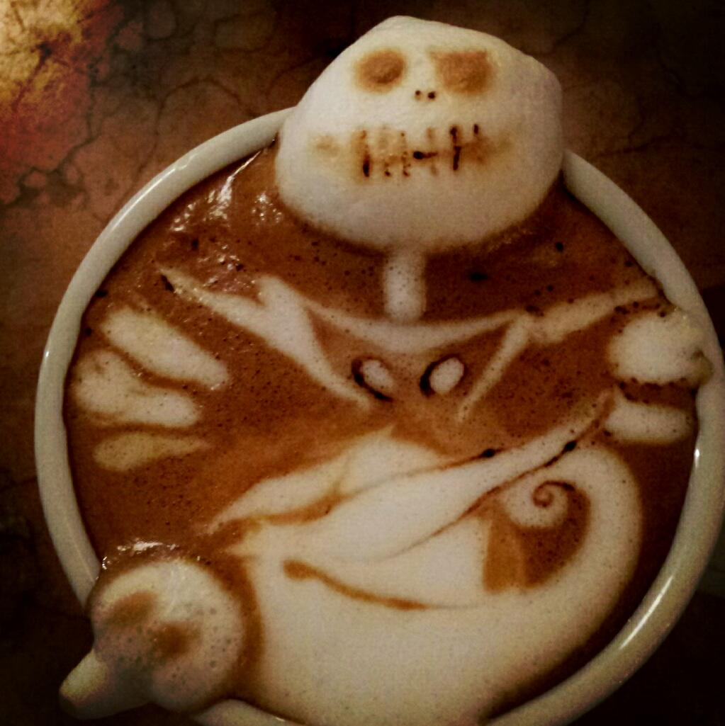latte art nightmare