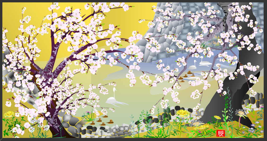 tatsuo horiuchi the 73 year old excel spreadsheet artist spoon