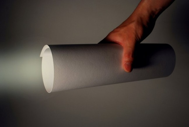 Paper torch 1