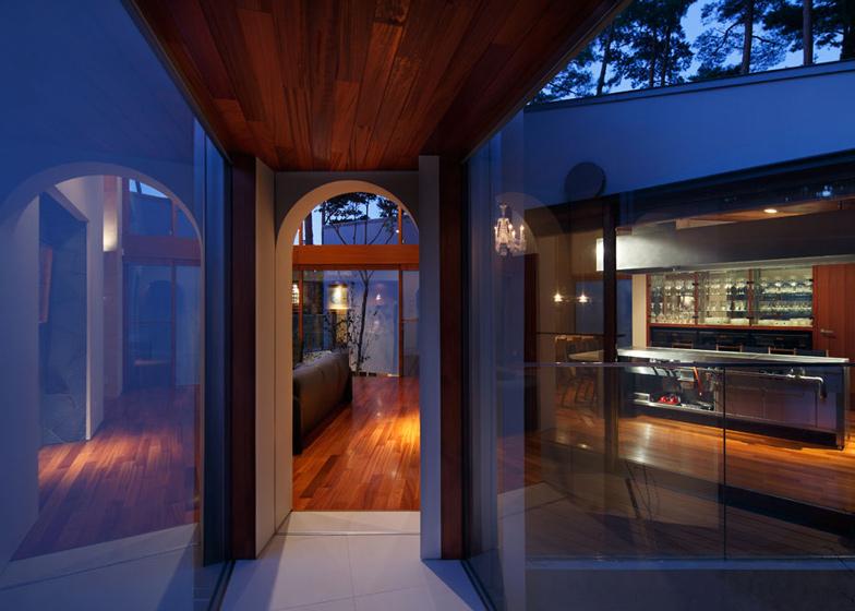 Residence of Daisen (3)