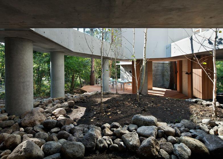 Residence of Daisen (4)