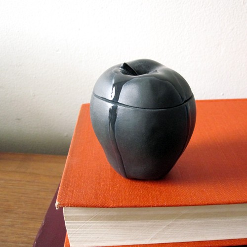 Poison Apple Trinket Box (also available in white & gold!)