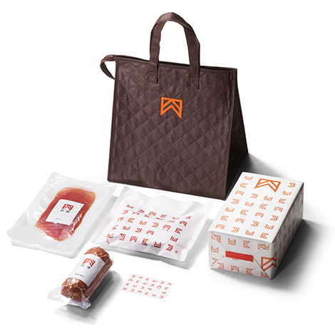 hagiwara butcher packaging design (1)
