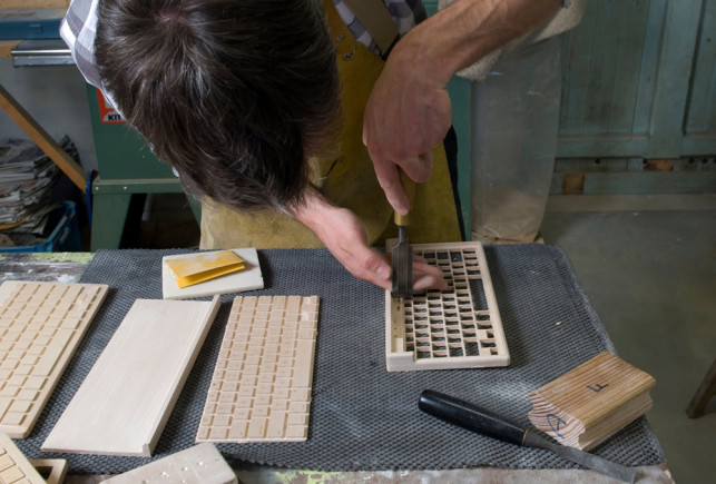 wood keyboard workshop