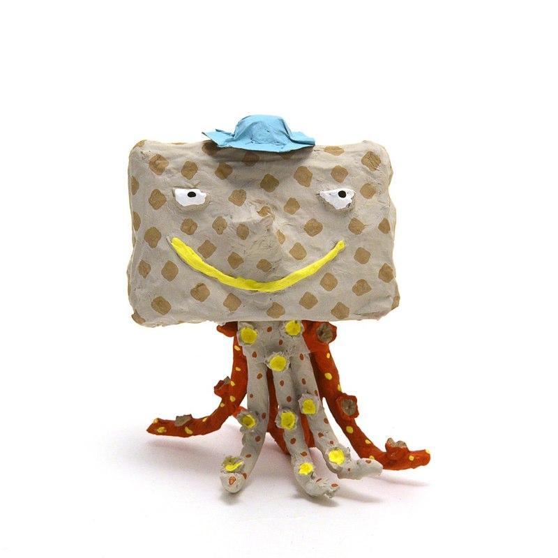 natsuko kogure paper octopi (6)