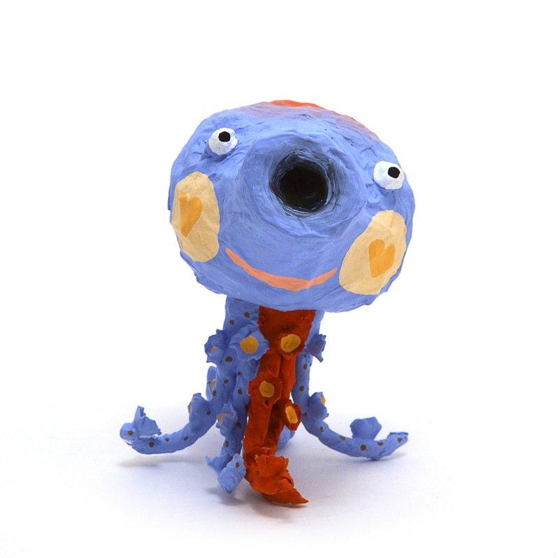 natsuko kogure paper octopi (9)