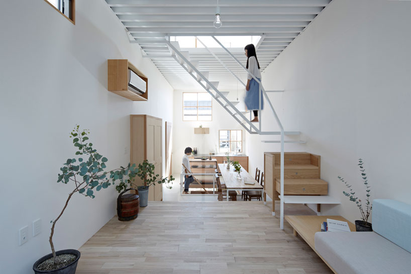 furniture architecture. house in itami by tato architects 2 furniture architecture