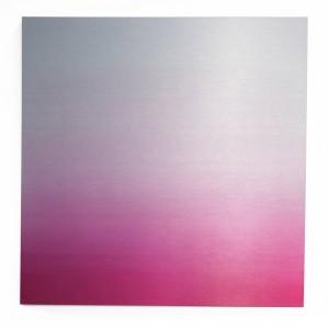 transformation_fuchsia_light_24x24inches_hand_dyed_anodized_aluminum_plate_2013_miya_ando.JPG