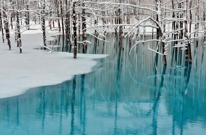 blue pond hokkaido (3)