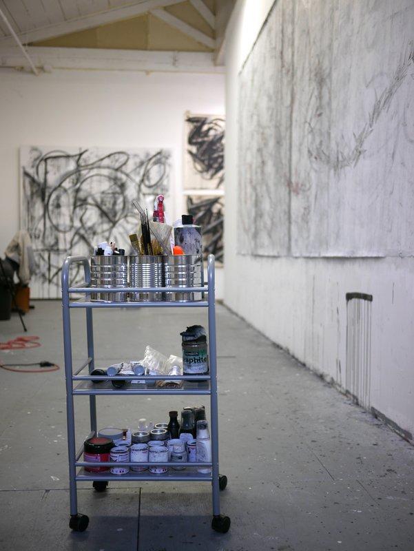 Enrico Letter Studio Visit (12)