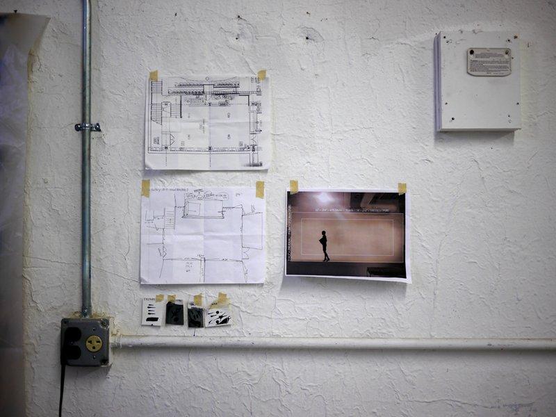 Enrico Letter Studio Visit (16)