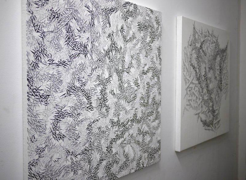 Enrico Letter Studio Visit (2)