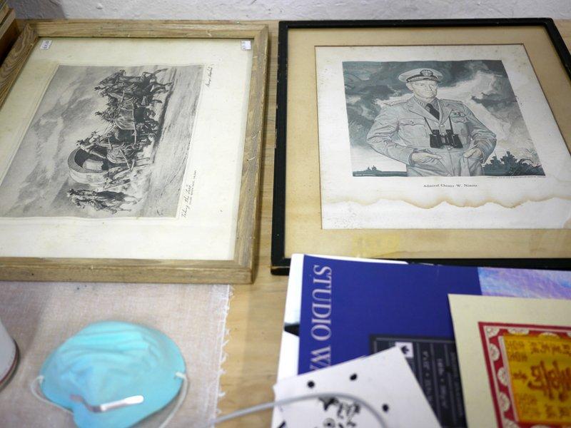 Enrico Letter Studio Visit (20)
