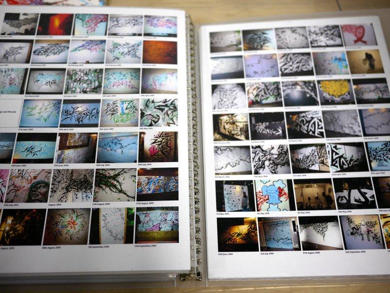 Enrico Letter Studio Visit (22)