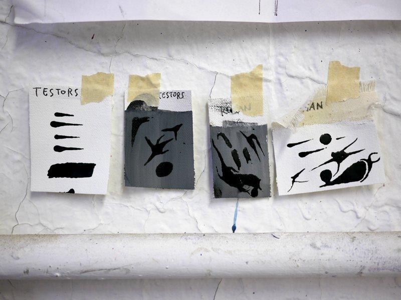 Enrico Letter Studio Visit (25)