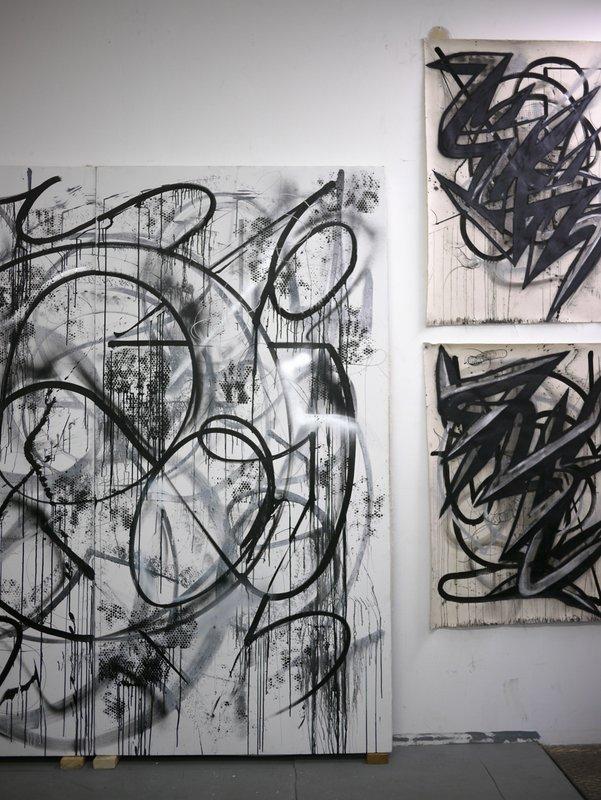 Enrico Letter Studio Visit (29)