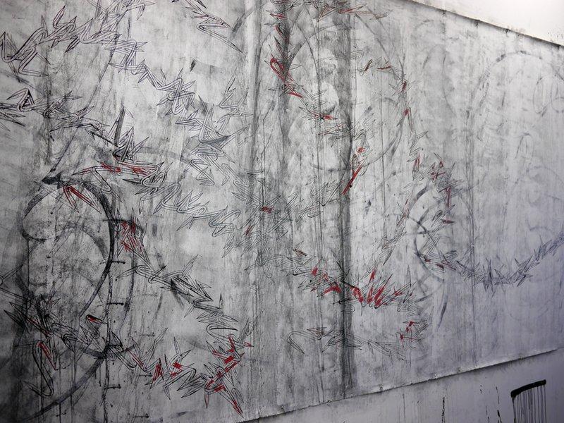 Enrico Letter Studio Visit (7)