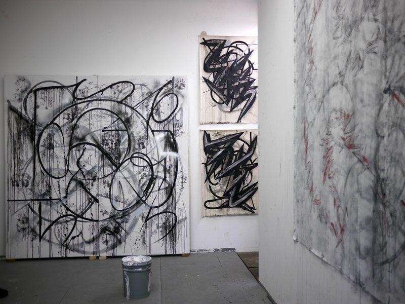 Enrico Letter Studio Visit (9)