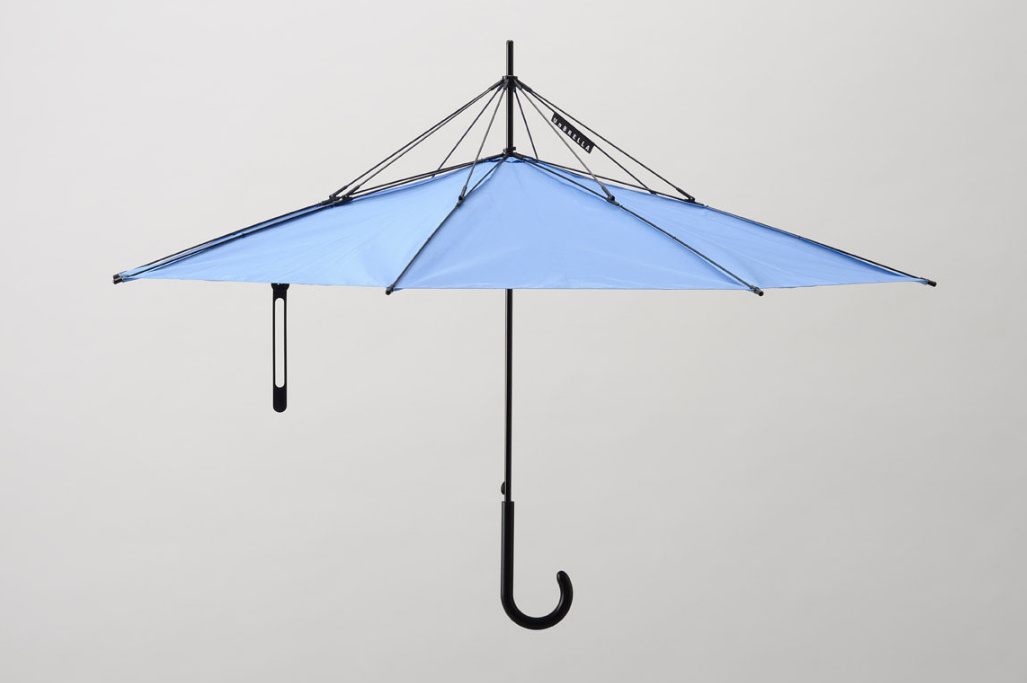 Unbrella the inverted umbrella is the latest innovation for Innovate product design
