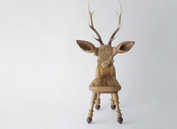 reindeer chair takeshi sawada (2)