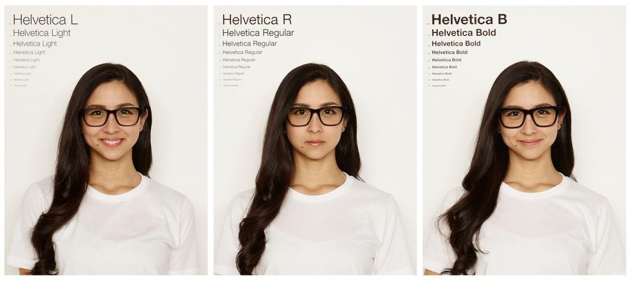 Type Eyewear Turns Fonts into Frames Spoon & Tamago