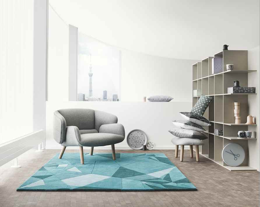 Nendo 39 s origami inspired furniture for boconcept spoon for Buro concept