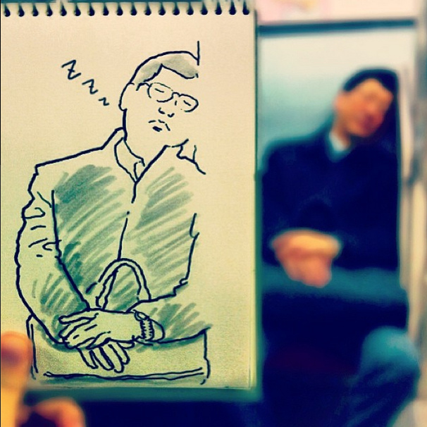 hamahouse instagram quick sketch (2)