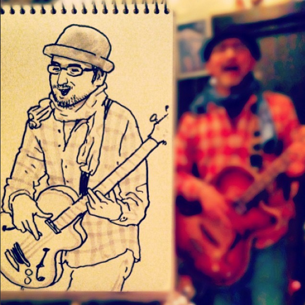 hamahouse instagram quick sketch (3)