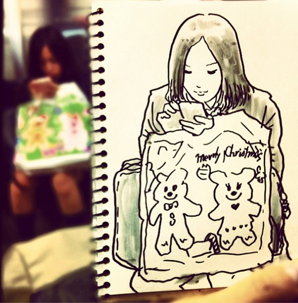 hamahouse instagram quick sketch (4)